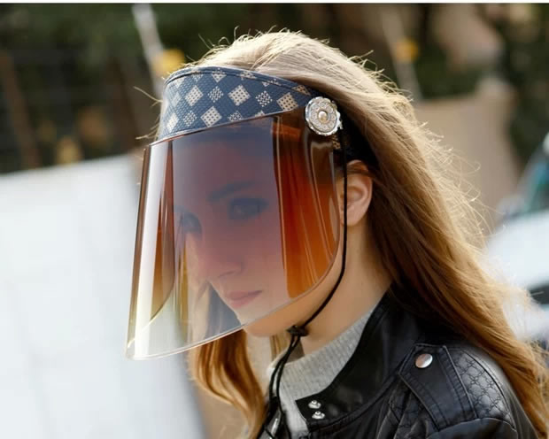 Adjustable Snapback Sun Visor UV Protection Hat  FeelGift