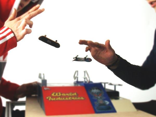 Tech Deck Finger Board Mini Skateboards  FeelGift