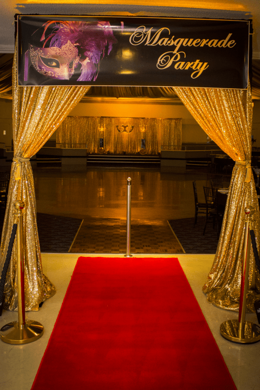 Entrance Banner Hire  Feel Good Events  Melbourne