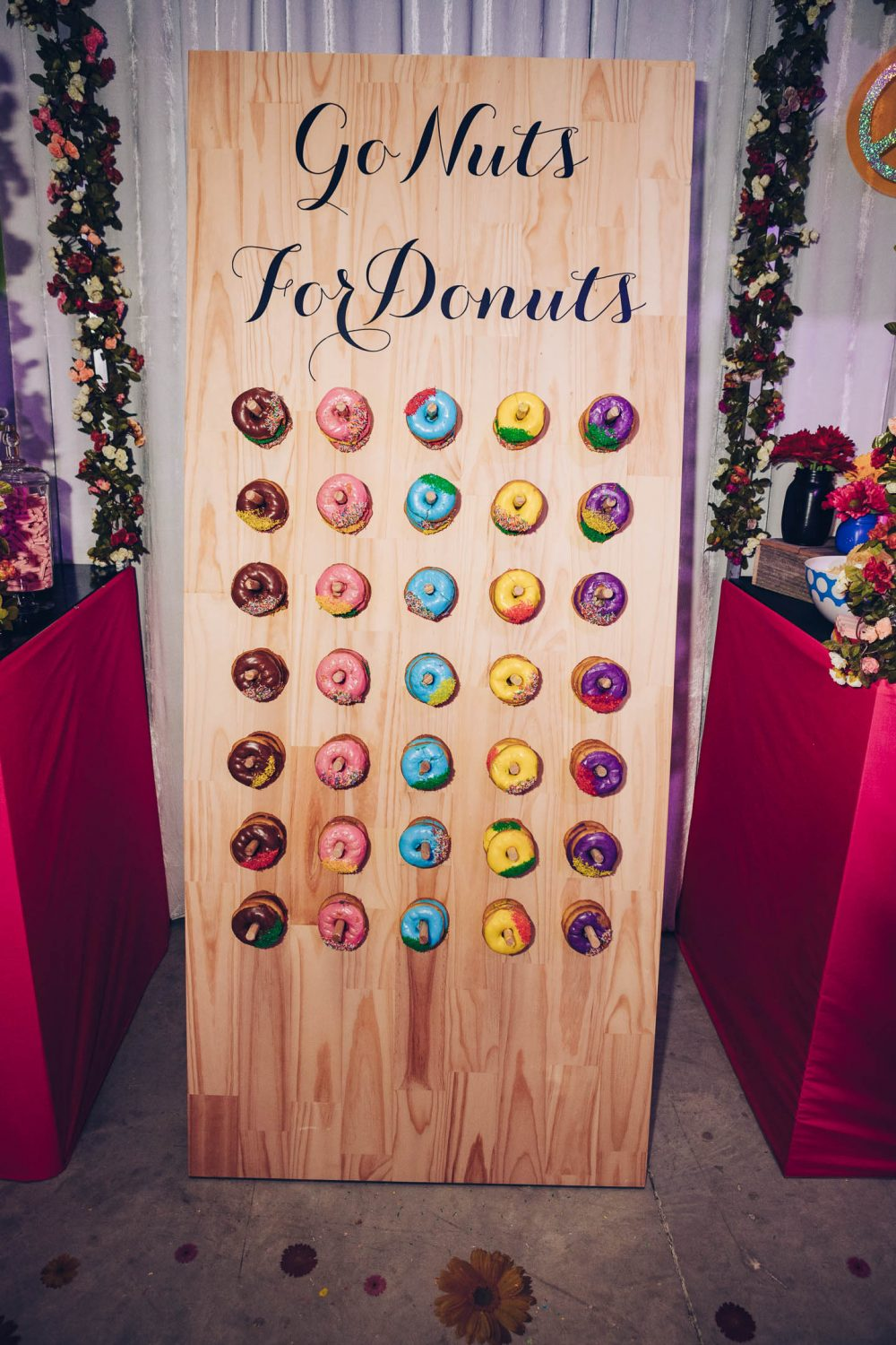 Donut Wall Hire  Feel Good Events  Melbourne