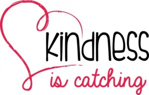 This is the image for Kindness Is Catching
