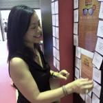 This is an image of Linda Pang at Spirit Taekwondo, Brookvale
