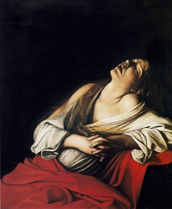 CaravaggioMary2
