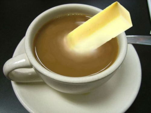 butter-coffee