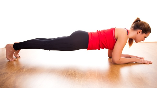 The-Plank-Position