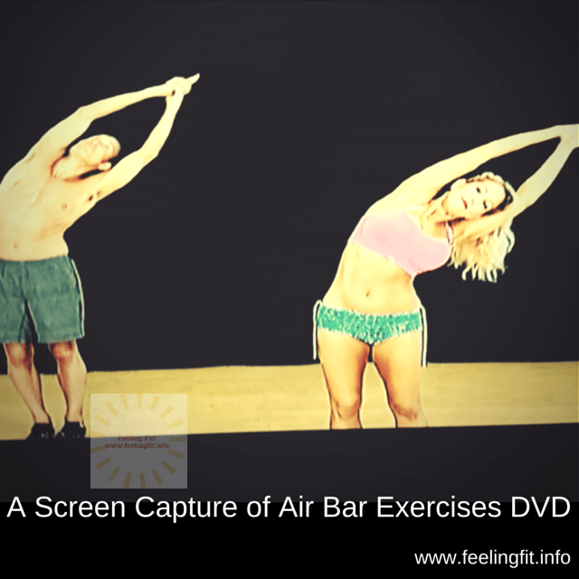 Air Bar Exercises Screen Capture