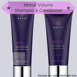 Monat Volume Shampoo and Conditioner (Review)