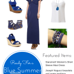 "<span class=""entry-title-primary"">Beat The Summer Time Blues With a Maxi Dress</span> <span class=""entry-subtitle"">A video review & Styling Ideas for Stanzino's Short Sleeved Maxi Dress</span>"