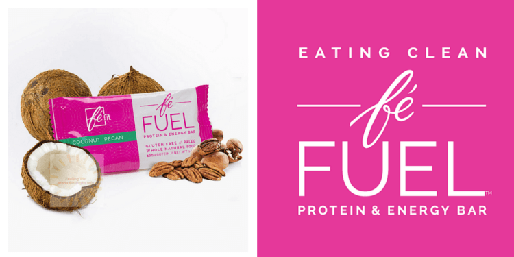fe Fuel Protein Bars Review