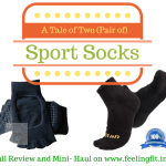 A Tale of Two Sport Socks #TitanSports #pursabino