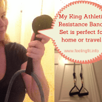 Review: King Athletic Resistance Band Set #KingAthleticRBS