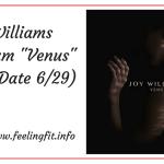 Review of Venus by Joy Williams #JoyWIlliams  #O2O