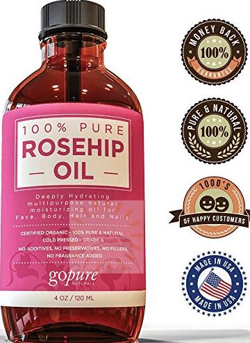GoPure Rosehip Oil