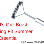 EliteChef Grill Brush Is Another Grilling Essential