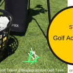 Make TEE Time Easier With STIXX Golf