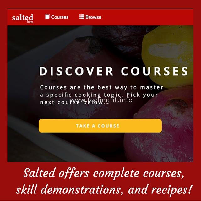 Salted Cooking School