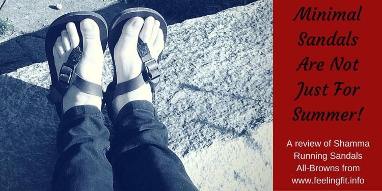 All Browns Minimal Sandals