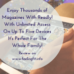 Readly Offers Hundreds of Magazines on Your Device – Clutter Free
