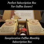 Sensploration Coffee Monthly Subscription Box Review