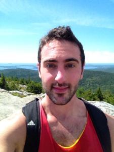 Acadia Selfie