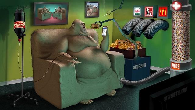 fat fast food