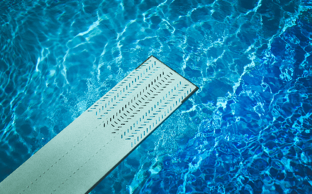 diving board short story