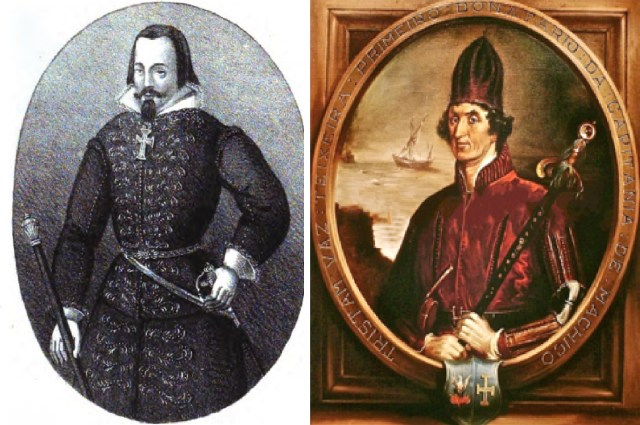 João Gonçalves Zarco e Tristão Vaz Teixeira