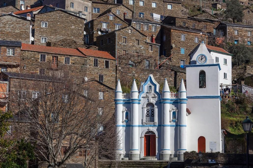 Igreja Matriz do Piódão - www.visitarganil.pt