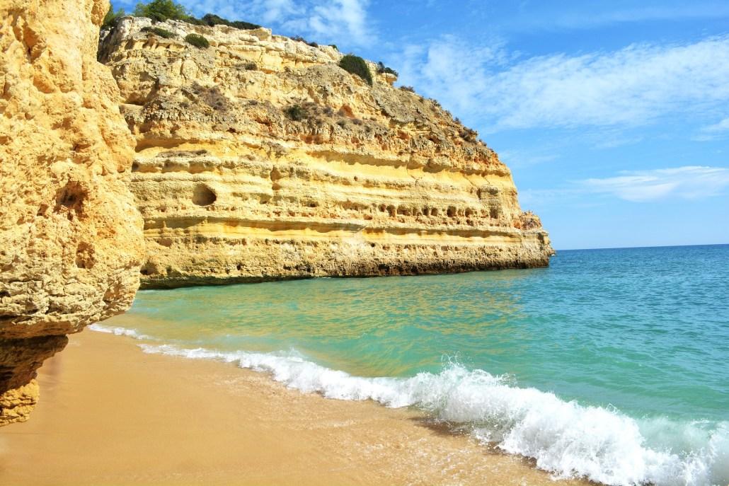 Algarve na lista das 20 melhores praias para veraneantes