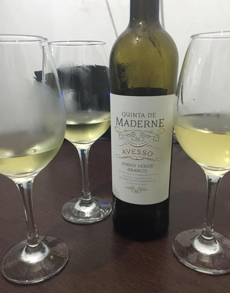 Vinho Verde Quinta de Maderne