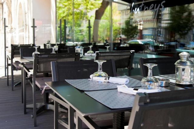 Restaurante do Hotel Lisboa