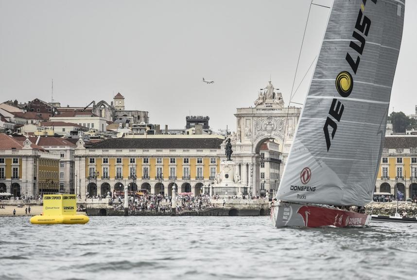 Volvo Ocean Race Lisboa 2017