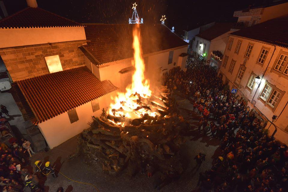 Vila Madeiro – A chama natalícia de Penamacor