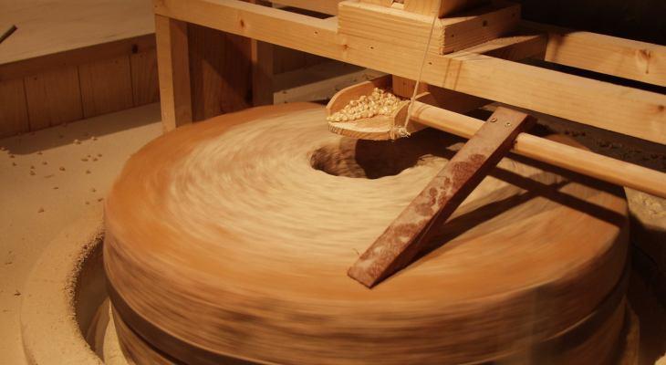 Mó - Museu do Pão em Seia