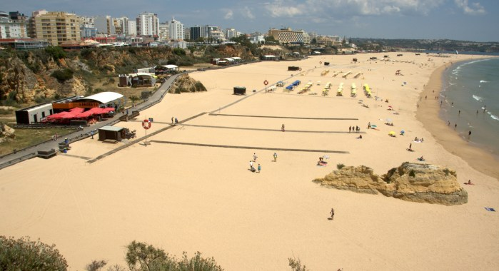 Praia da Rocha - Portimão - James Stringer