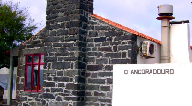 Restaurante Ancoradouro - Ilha do Pico