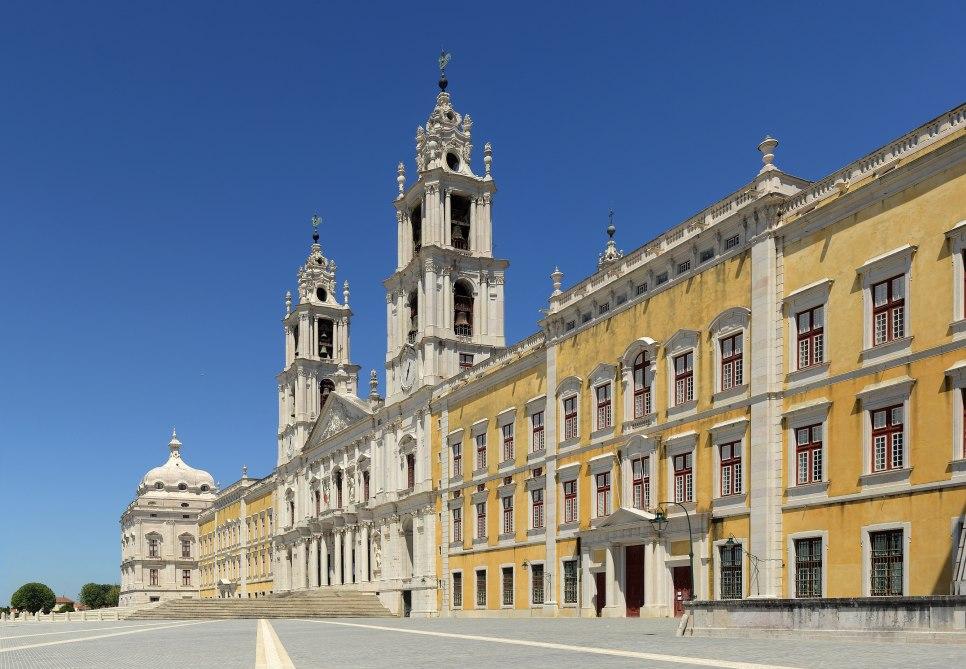 Palácio e Convento de Mafra