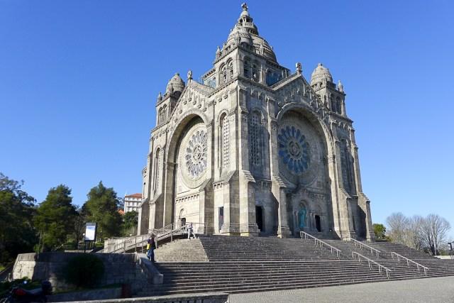 Igreja de Santa Luzia, em Viana do Castelo