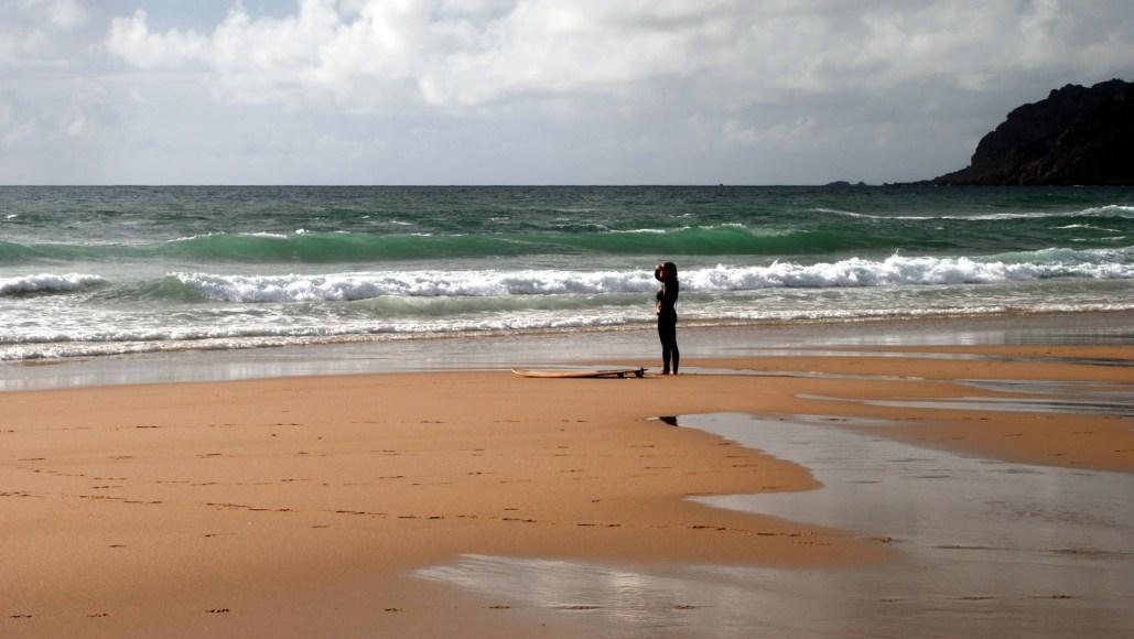 Praia do Guincho, o paraíso dos surfistas a 30 minutos de Lisboa