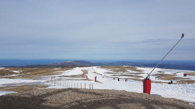 Estância de Ski - Serra da Estrela