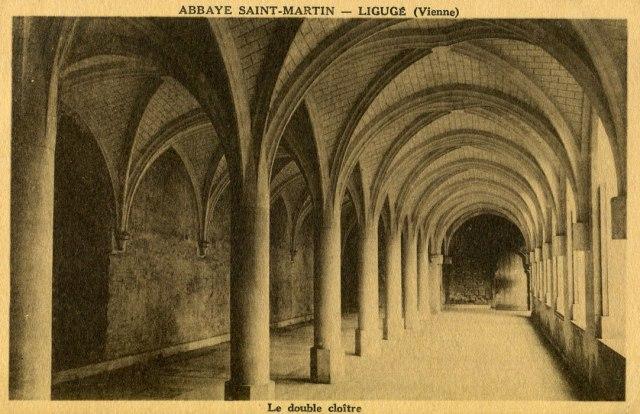 Abadia de São Martinho - Lingué