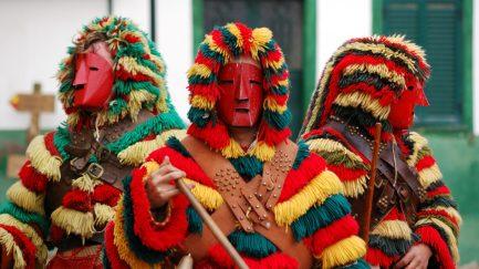 Caretos de Podence - Carnaval de Podence