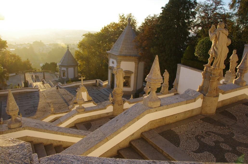 O que Visitar em Braga? Bom Jesus de Braga