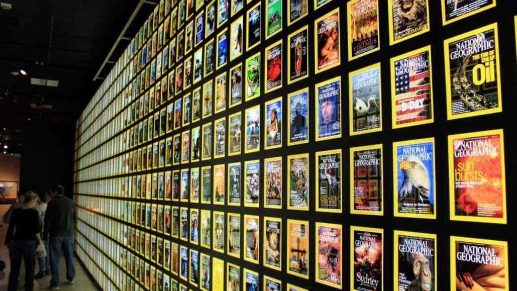 """""""Um século e tanto"""" – 130 anos da National Geographic"""