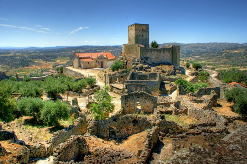 Castelo de Marialva, Mêda