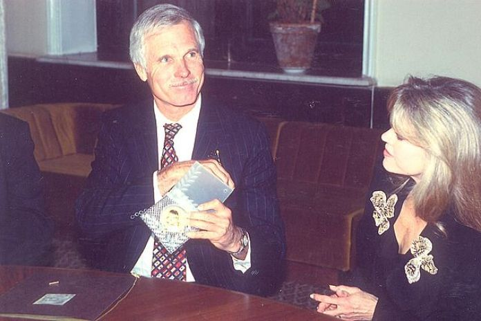 Ted Turner inspiring facts
