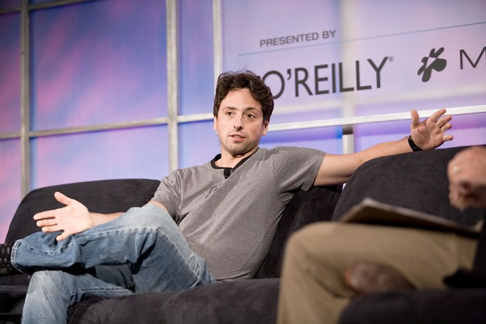 Sergey Brin success bio story