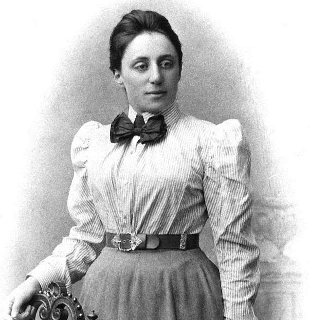 Emmy Noether scientist Einstein