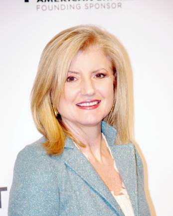 Arianna Huffington success story