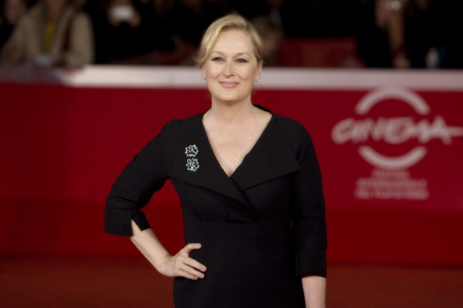 Meryl Streep success bio